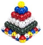 Jelly Bean balls MaxBP Hitting Drills