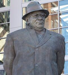 There's a reason why there is a statue erected of Vince Lombardi outside of Lambeau Field. He was intense and demanding, but he got the most out of his players.