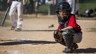 Over the course of the last few years, MaxBP has been instrumental in the training and development of catchers of all ages and abilities. Many college programs and professional backstops are using the small ball training for tracking, framing drills and blocking drills.