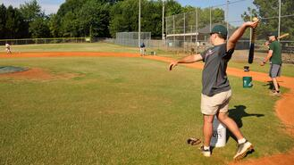 MaxBP is best known as a pitching machine that is designed to provide hitters with a challenging experience and unlimited reps. But in reality, it can be just as useful as a training tool for defensive drills.