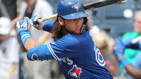 Bo Bichette of the Toronto Blue Jays has been on a hot hitting streak since joining the Major League Baseball team.