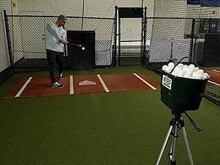 MaxBP Reaction Training and other modern day technologies give athletes an opportunity to get better training and more reps than ever.